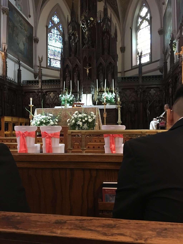 St Johns Roman Catholic Church - church  | Photo 10 of 10 | Address: 94 Ridge St, City of Orange, NJ 07050, USA | Phone: (973) 674-0110