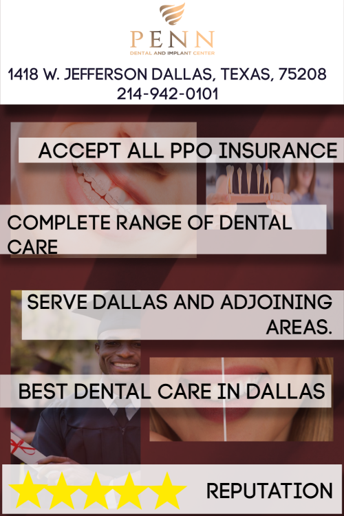 Penn Dental and Implant Center - dentist  | Photo 3 of 10 | Address: 1418 W Jefferson Blvd, Dallas, TX 75208, USA | Phone: (214) 942-0101