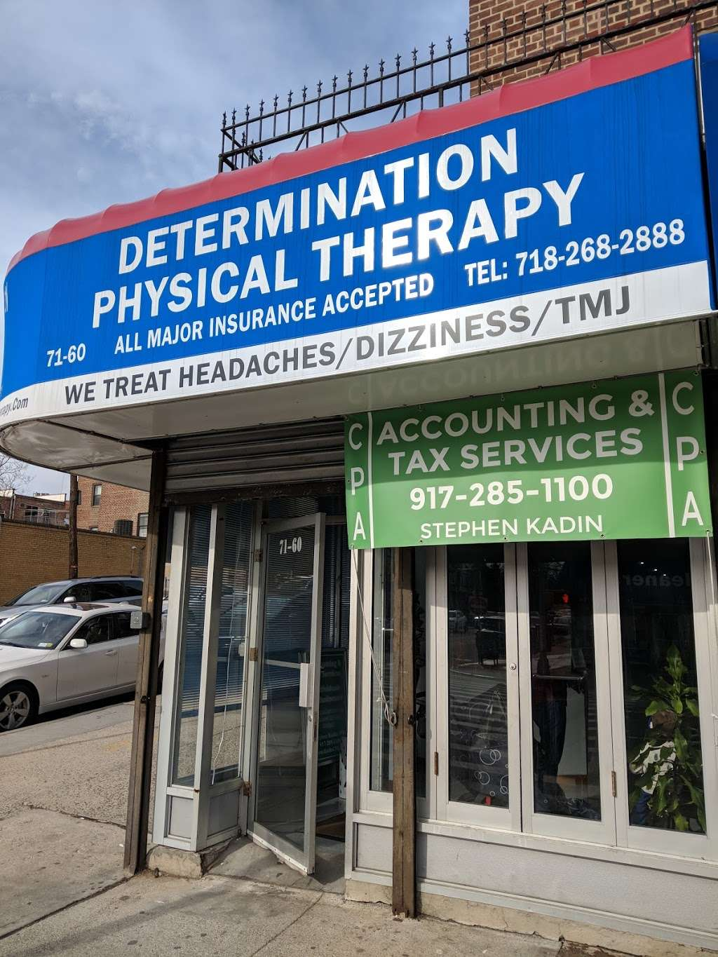 Determination Physical Therapy - physiotherapist  | Photo 1 of 2 | Address: 71-60 Yellowstone Blvd, Forest Hills, NY 11375, USA | Phone: (718) 268-2888