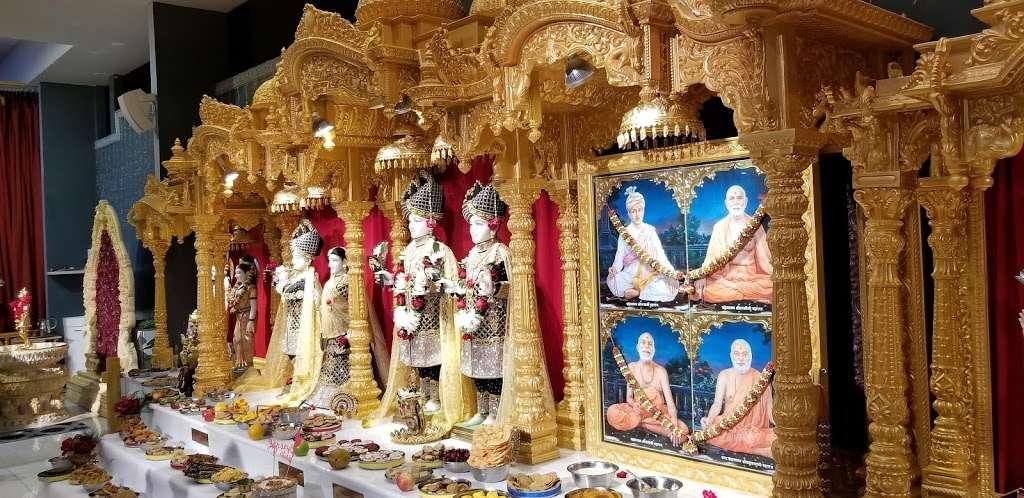 BAPS Shri Swaminarayan Mandir - hindu temple  | Photo 6 of 10 | Address: 2000 Tonnelle Ave, North Bergen, NJ 07047, USA | Phone: (201) 865-6555