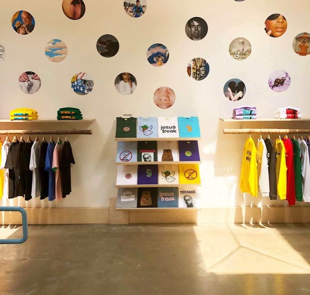 GOLF WANG - clothing store  | Photo 8 of 10 | Address: 350 N Fairfax Ave, Los Angeles, CA 90036, USA