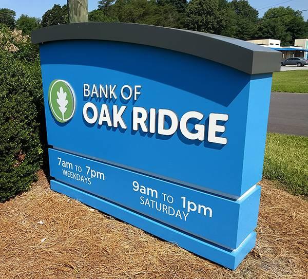 Bank of Oak Ridge - bank    Photo 2 of 3   Address: 4423 US-220, Summerfield, NC 27358, USA   Phone: (336) 644-7310
