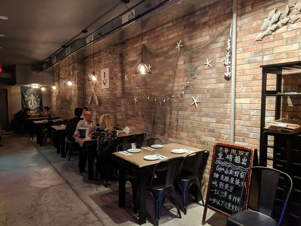 Holy Crab Boiling - restaurant    Photo 1 of 10   Address: 5915 7th Ave, Brooklyn, NY 11220, USA   Phone: (347) 889-6663
