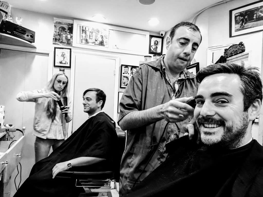 Neighborhood Barbers - hair care  | Photo 1 of 2 | Address: 439 E 9th St, New York, NY 10009, USA | Phone: (212) 777-0798