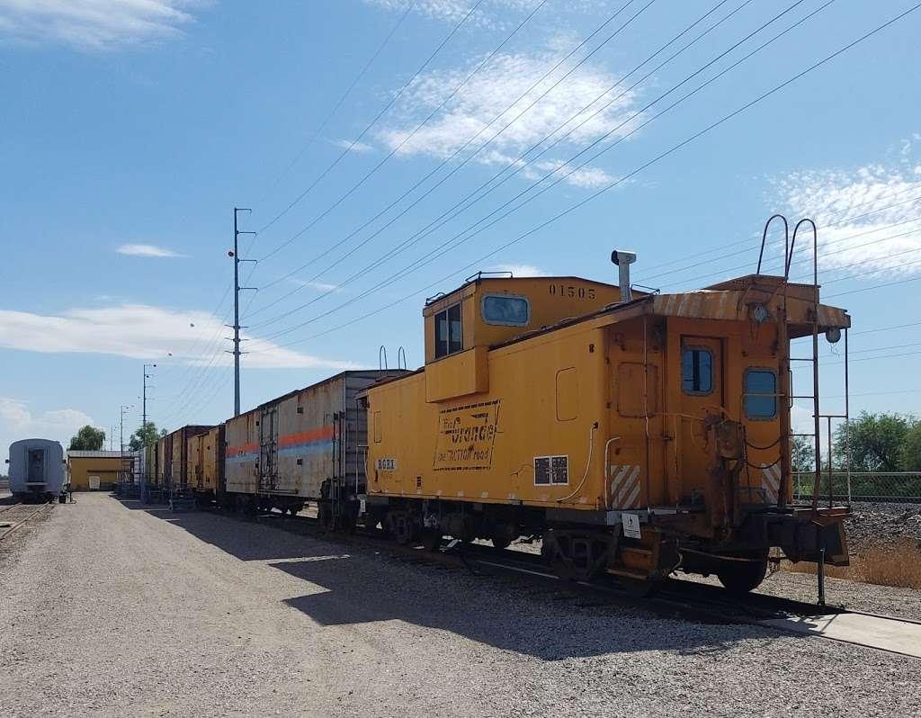 Arizona Railway Museum - museum  | Photo 2 of 10 | Address: 330 E Ryan Rd, Chandler, AZ 85286, USA | Phone: (480) 821-1108
