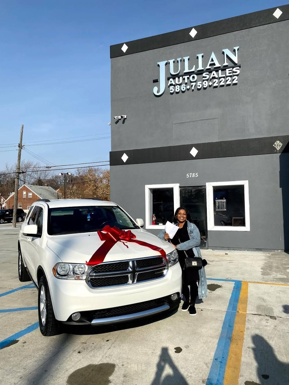 Julian Auto Sales - car dealer  | Photo 1 of 9 | Address: 5785 E 8 Mile Rd #2845, Warren, MI 48091, USA | Phone: (586) 759-2222