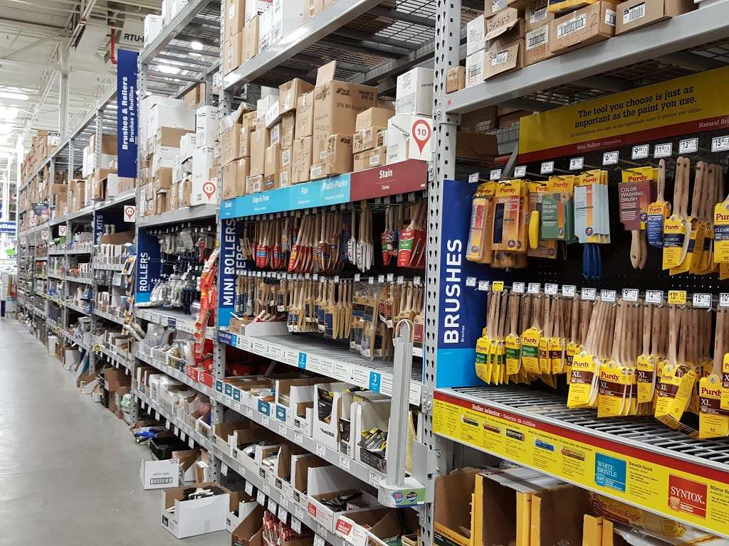 Lowes Home Improvement - hardware store  | Photo 6 of 10 | Address: 100 Overlook Blvd, Nanuet, NY 10954, USA | Phone: (845) 351-3500