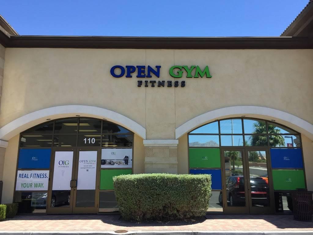Open Gym Fitness - gym  | Photo 2 of 8 | Address: 10010 W Cheyenne Ave # 110, Las Vegas, NV 89129, USA | Phone: (702) 907-8907