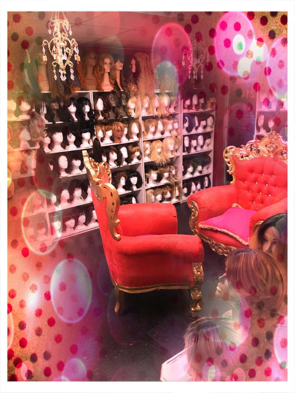 Luxury Wigs Outlet - shoe store  | Photo 1 of 10 | Address: 214 Huyler St, South Hackensack, NJ 07606, USA | Phone: (201) 880-4488