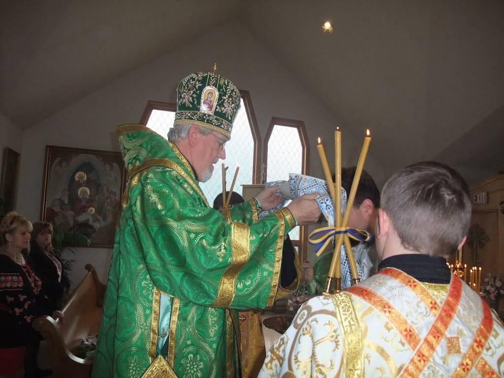 Holy Trinity Ukrainian Orthodox Church - church    Photo 6 of 9   Address: 200 Como Park Blvd, Cheektowaga, NY 14227, USA   Phone: (716) 684-0738