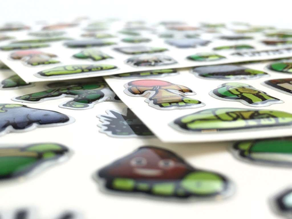 Stickers That Stick - store  | Photo 10 of 10 | Address: 345 Heiden Rd, Bangor, PA 18013, USA | Phone: (610) 509-4809