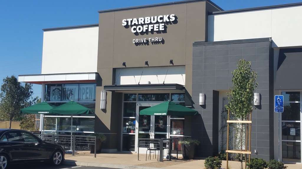 Starbucks - cafe  | Photo 3 of 10 | Address: 17135 Camino Del Sur #105, San Diego, CA 92127, USA | Phone: (442) 257-0738