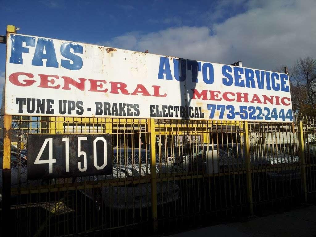 Fas Auto Repair - car repair  | Photo 5 of 7 | Address: 4517 Ogden Ave, Chicago, IL 60623, USA | Phone: (773) 522-2444