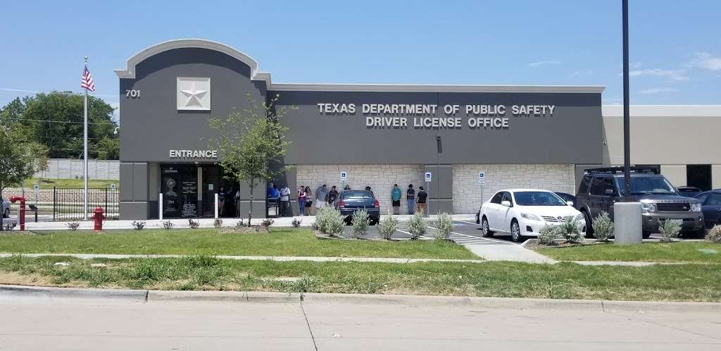 Texas Department of Public Safety - local government office  | Photo 3 of 10 | Address: 701 N Bagdad Rd, Grand Prairie, TX 75050, USA | Phone: (972) 343-2520