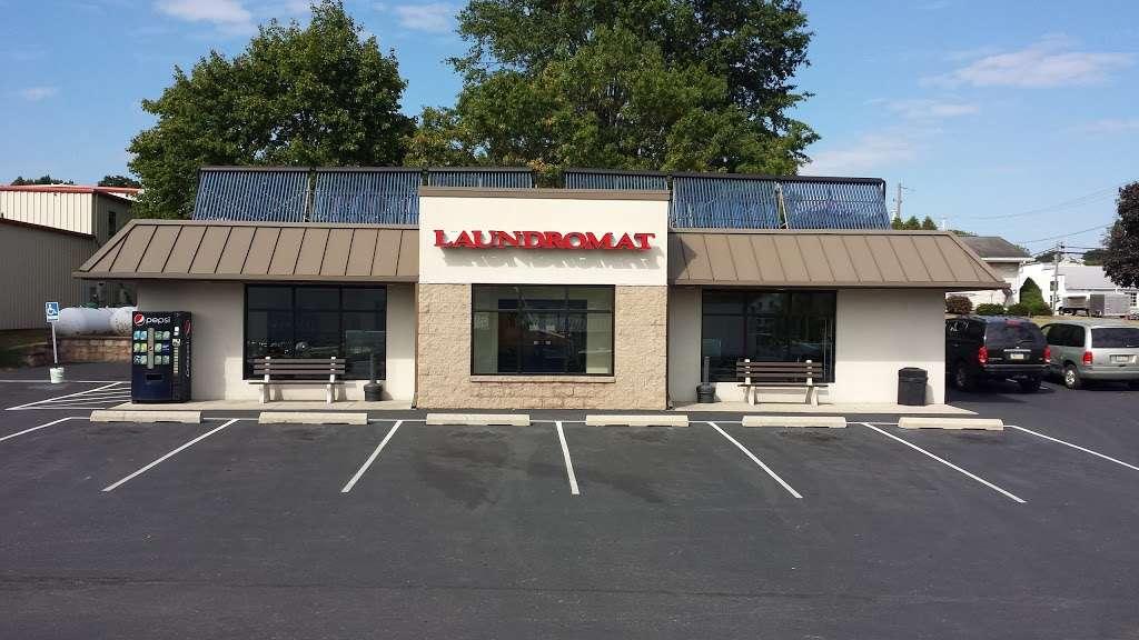Five Pointsville Laundromat - laundry    Photo 1 of 3   Address: 604 Dwight Rd, Denver, PA 17517, USA