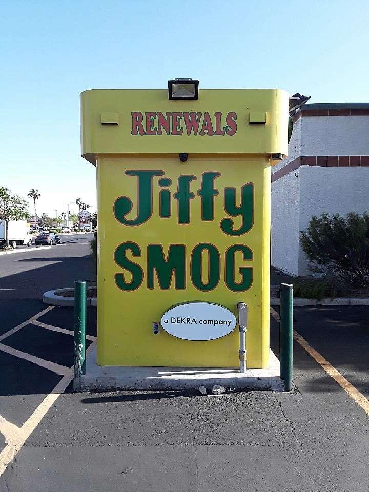 Jiffy Smog, a DEKRA company - car repair  | Photo 3 of 6 | Address: 3209 N Rainbow Blvd, Las Vegas, NV 89108, USA | Phone: (702) 307-2240