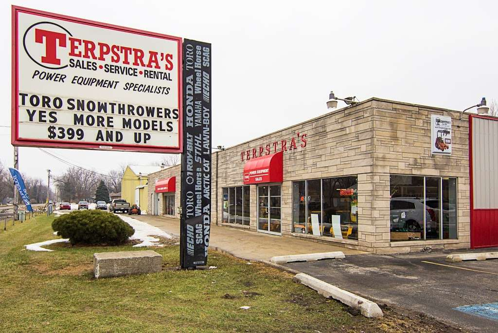 Terpstras Sales, Service & Rental - store  | Photo 5 of 10 | Address: 1235 E 45th Ave, Griffith, IN 46319, USA | Phone: (219) 838-3600