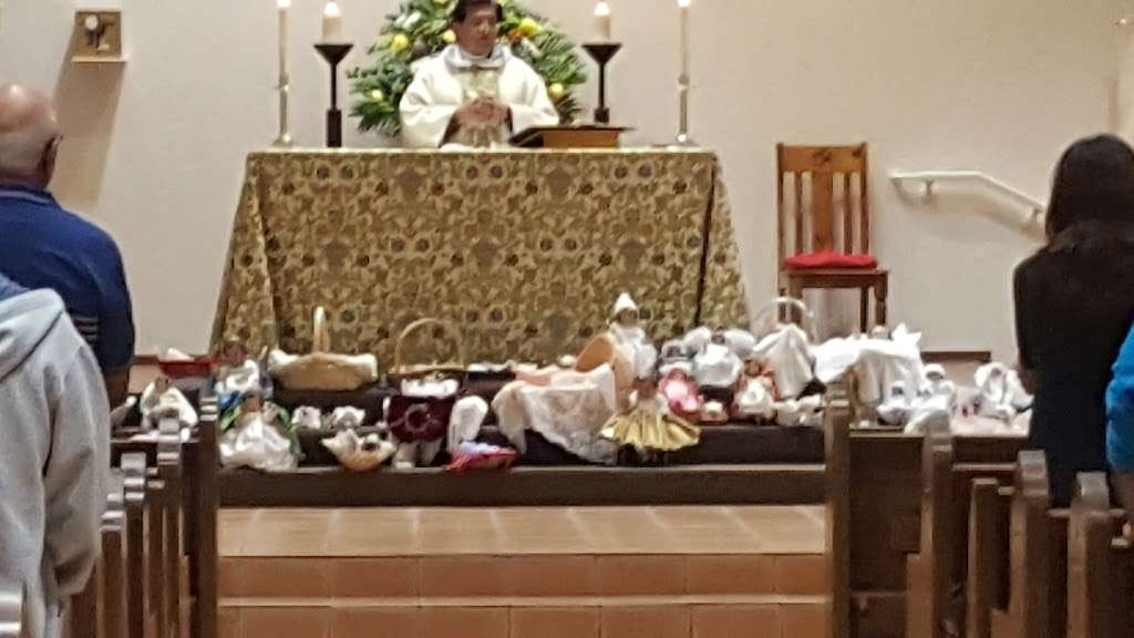 Santa Maria Virgen Episcopal Church - church    Photo 2 of 10   Address: 9600 Huntington Pl Dr, Houston, TX 77099, USA   Phone: (281) 879-6000
