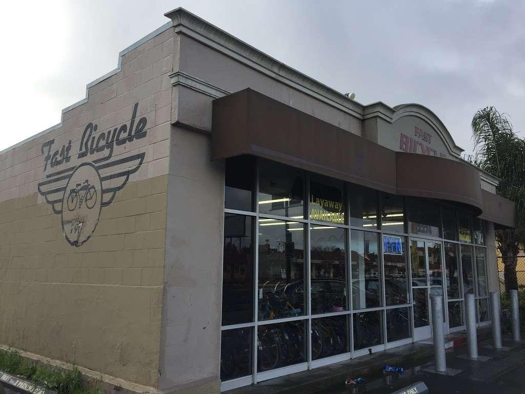 Fast Bicycle - bicycle store    Photo 1 of 10   Address: 2274 Alum Rock Ave, San Jose, CA 95116, USA   Phone: (408) 251-9110