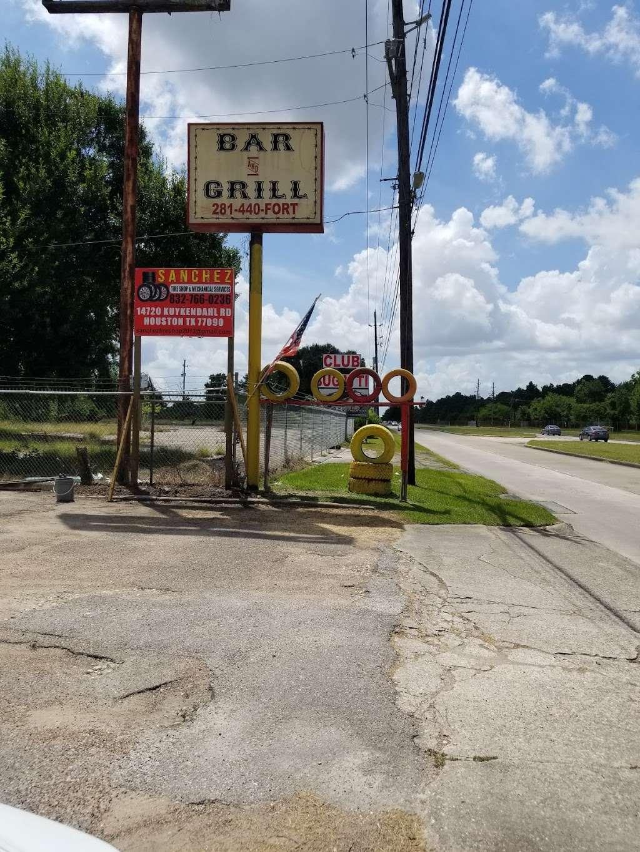 Sanchez Tire Shop - car repair  | Photo 6 of 8 | Address: 14720 Kuykendahl Rd, Houston, TX 77090, USA | Phone: (832) 766-0236