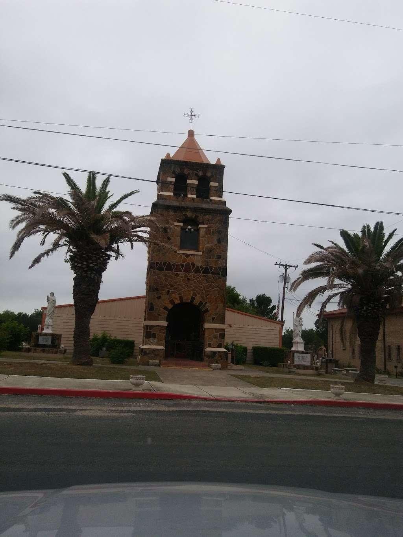 El Carmen Church - church  | Photo 1 of 9 | Address: 18555 Leal Rd, San Antonio, TX 78221, USA | Phone: (210) 626-2333