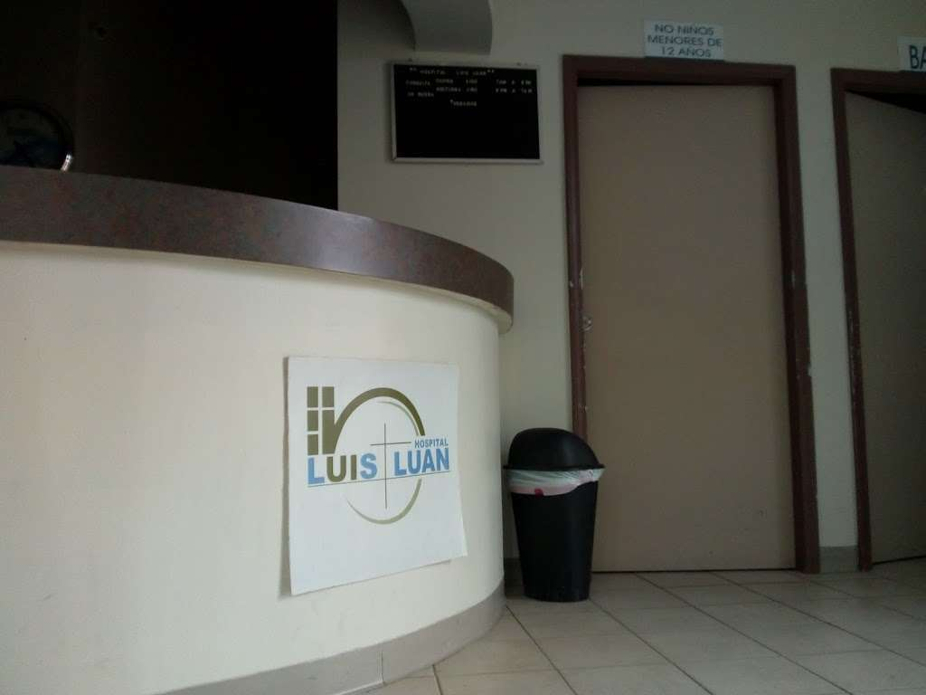 Hospital Luis Luan - hospital    Photo 1 of 11   Address: Calle Mision San Ignacio 5403, Salvatierra, Tijuana, B.C., Mexico   Phone: 664 700 9743