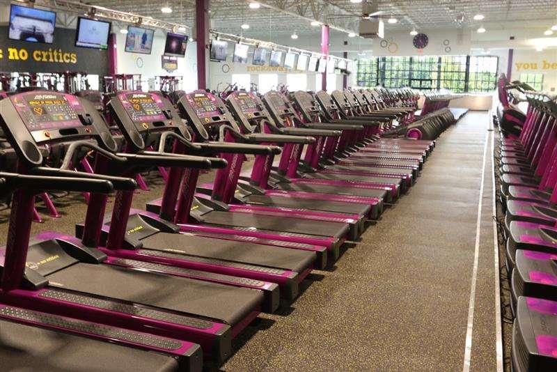 Planet Fitness 204 Enterprise Dr Rockaway Nj 07866 Usa