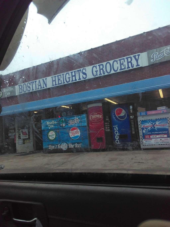 Bostian Heights Super Market - store  | Photo 1 of 2 | Address: 2910 Hwy 152 E, China Grove, NC 28023, USA | Phone: (704) 857-9930