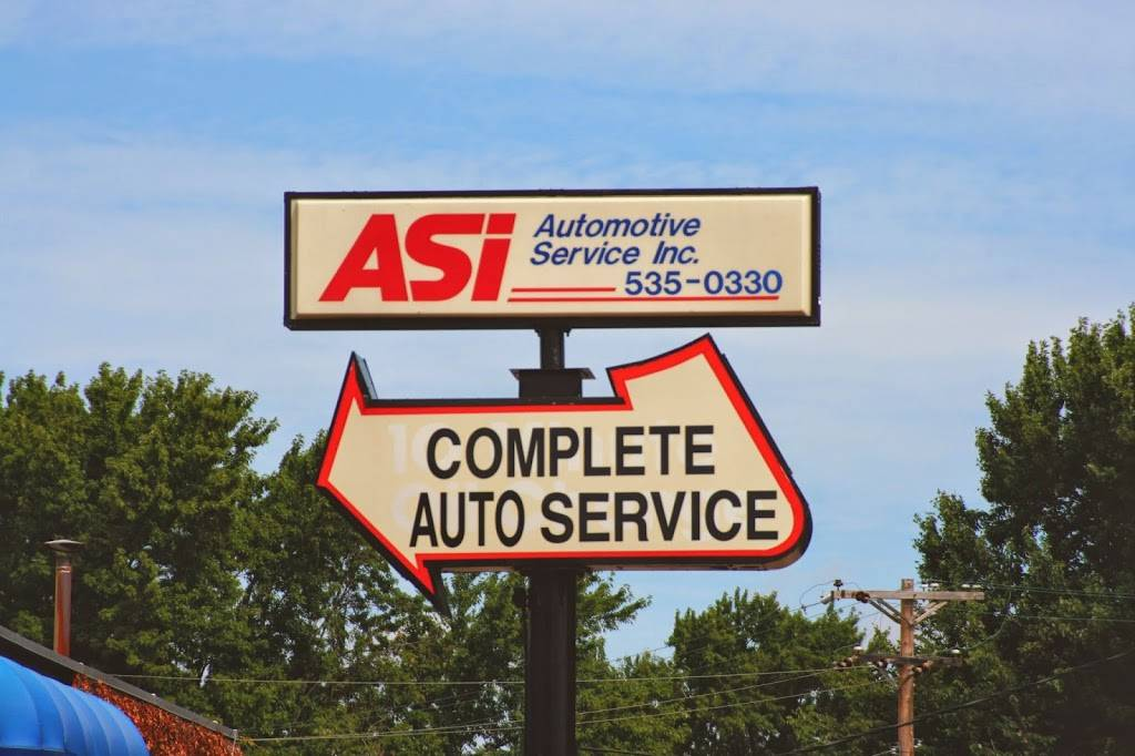 Auto Services Inc. - car repair  | Photo 2 of 5 | Address: 5701 W Broadway Ave, Minneapolis, MN 55428, USA | Phone: (763) 535-0330