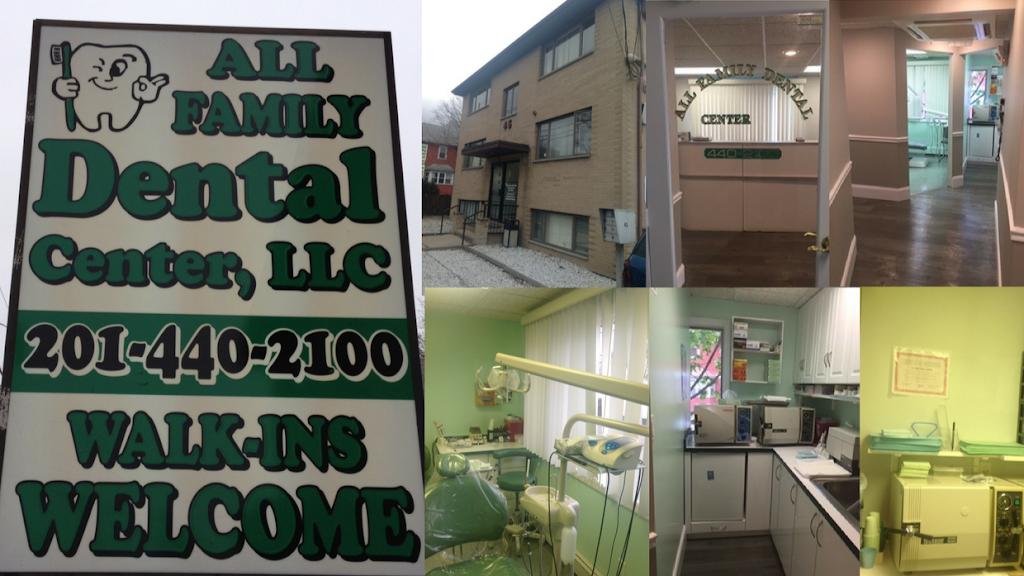 All Family Dental Center, LLC - dentist  | Photo 1 of 2 | Address: 45 US-46, Ridgefield Park, NJ 07660, USA | Phone: (201) 440-2100