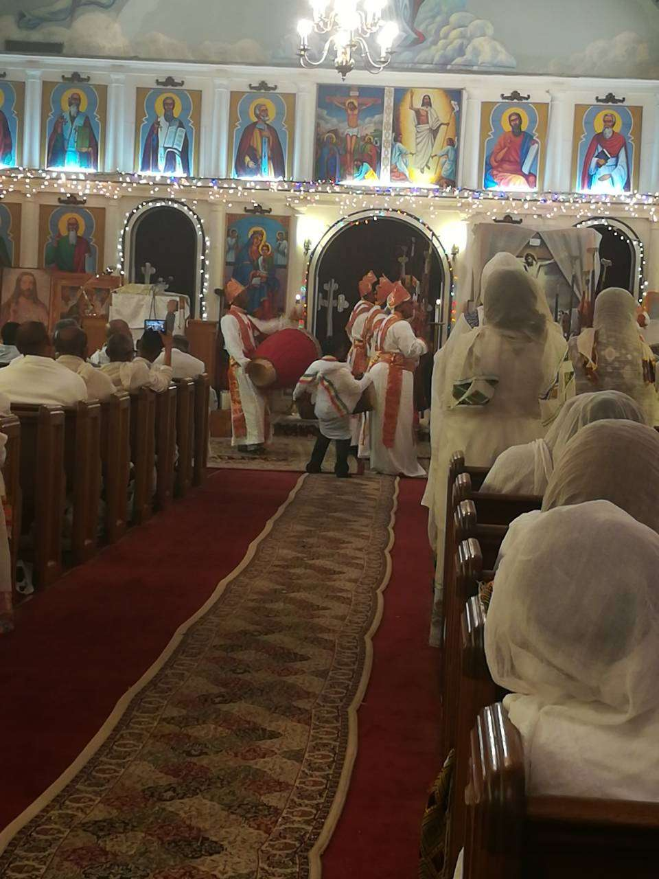 Ethiopian Orthodox Church - church  | Photo 3 of 10 | Address: 9801 S Commercial Ave, Chicago, IL 60617, USA
