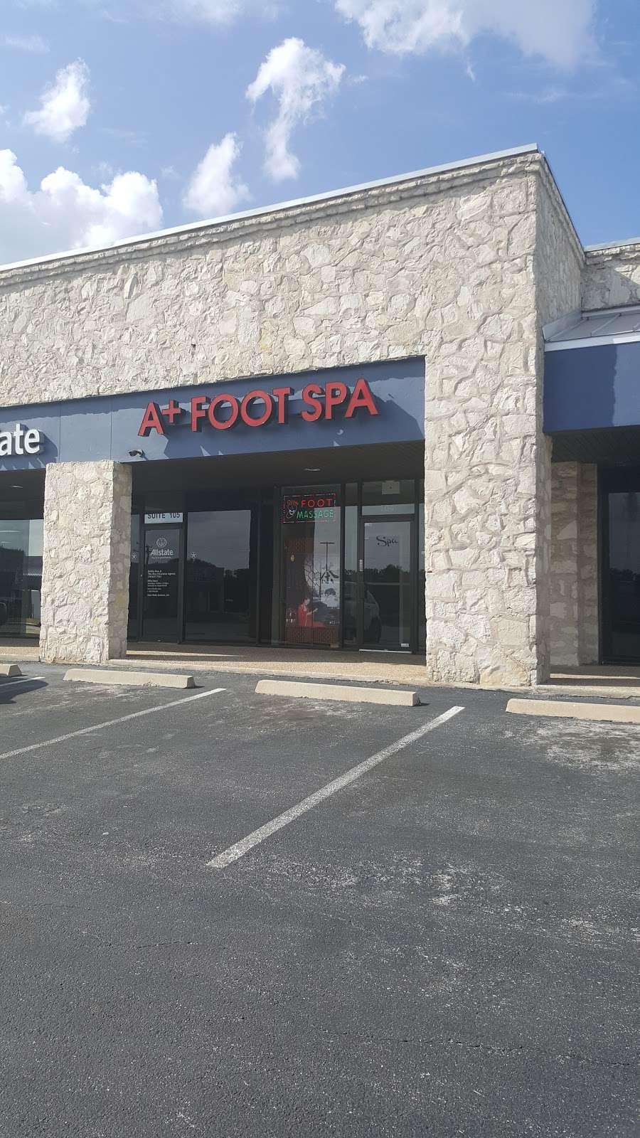 A+ Foot Spa - spa  | Photo 9 of 10 | Address: 9323 Perrin Beitel Rd #104, San Antonio, TX 78217, USA | Phone: (210) 590-1221