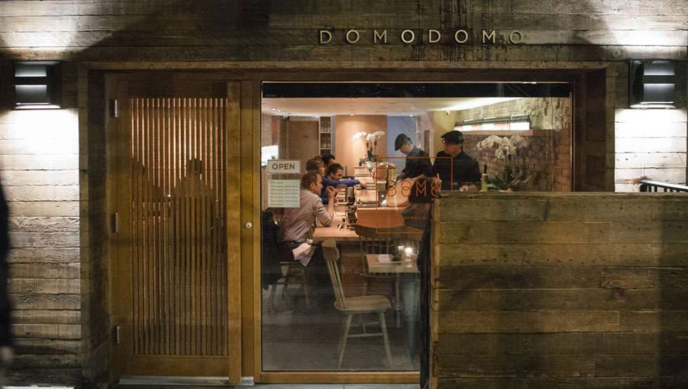 DOMODOMO - restaurant  | Photo 4 of 10 | Address: 140 W Houston St, New York, NY 10012, USA | Phone: (646) 707-0301