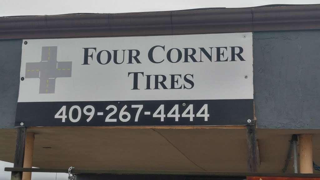 Four Corner Tires - car repair  | Photo 3 of 4 | Address: 812 Miller St, Anahuac, TX 77514, USA | Phone: (409) 267-4444