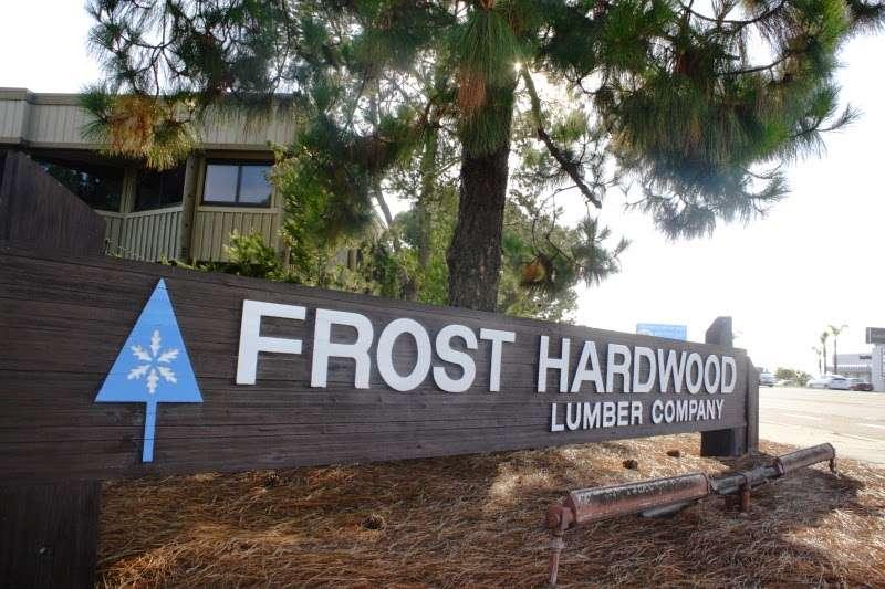 Frost Hardwood - hardware store    Photo 3 of 10   Address: 6565 Miramar Rd, San Diego, CA 92121, USA   Phone: (858) 455-9060
