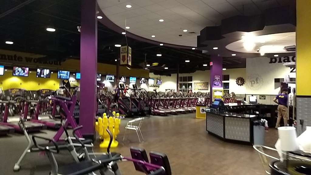 Planet Fitness 270 Charger St Revere Ma 02151 Usa
