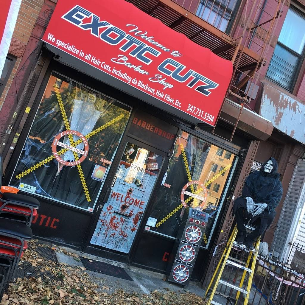 Exotic Cutz - hair care  | Photo 5 of 9 | Address: 2204 Fulton St, Brooklyn, NY 11233, USA | Phone: (347) 731-5394