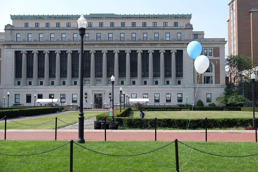 Columbia College - university  | Photo 5 of 10 | Address: 1130 Amsterdam Ave, New York, NY 10027, USA | Phone: (212) 854-2441