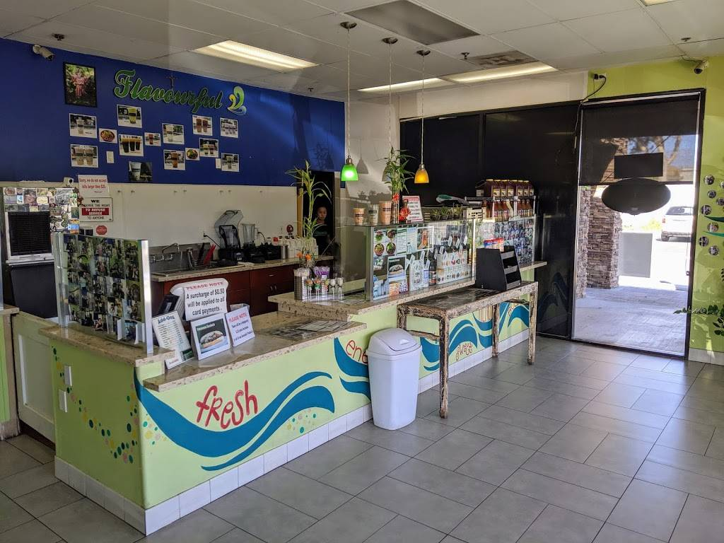 Flavourful Coffee and Smoothies - cafe  | Photo 3 of 7 | Address: 2200 Hamner Ave #102, Norco, CA 92860, USA | Phone: (909) 272-8641