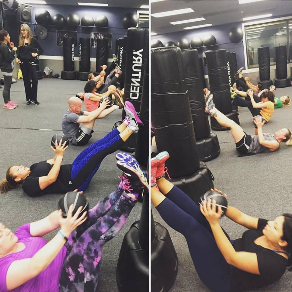 Fierce Fitness Kickboxing - gym  | Photo 2 of 10 | Address: 7800 SW Durham Rd STE 300, Portland, OR 97224, USA | Phone: (503) 245-9500