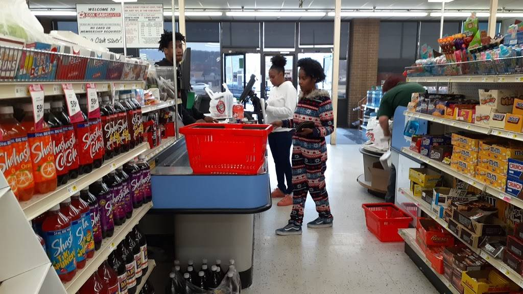 Cox Cash Saver Tulsa - supermarket  | Photo 8 of 10 | Address: 6207 S Peoria Ave, Tulsa, OK 74136, USA | Phone: (918) 749-4732