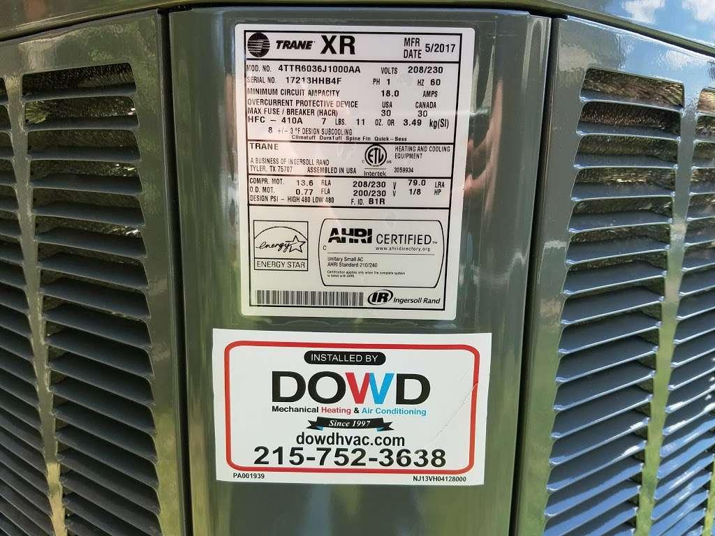 Dowd Mechanical Heating & Air Conditioning - home goods store    Photo 6 of 10   Address: 1327 Adams Rd F, Bensalem, PA 19020, USA   Phone: (215) 515-2999