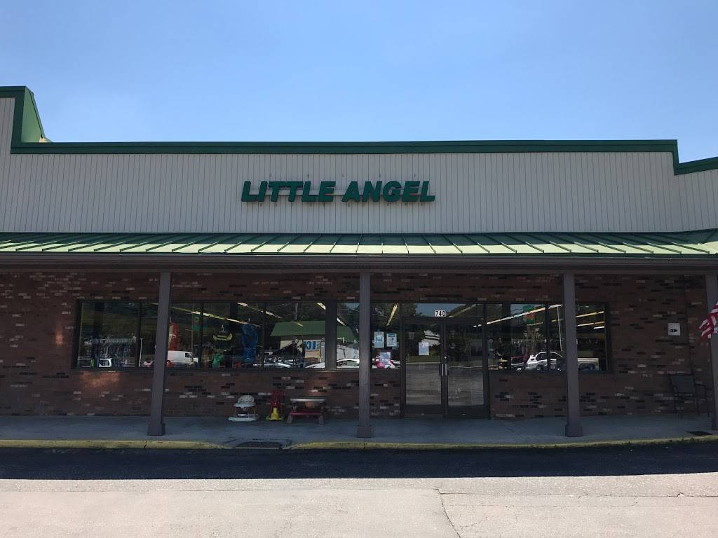 Little Angel Thrift - store  | Photo 1 of 4 | Address: 740 N Main St, Fuquay-Varina, NC 27526, USA | Phone: (919) 577-0614