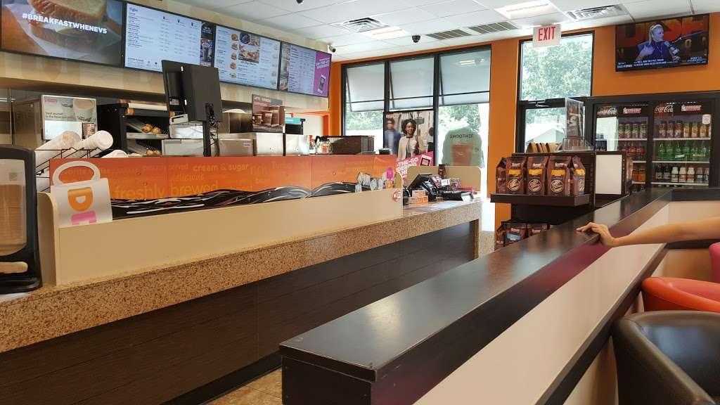 Dunkin Donuts - cafe  | Photo 2 of 10 | Address: 1525 Bay Area Blvd, Houston, TX 77058, USA | Phone: (832) 240-4477