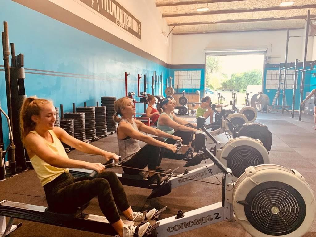 CrossFit Cedar Park - gym    Photo 1 of 7   Address: 12112 Anderson Mill Rd Suite 8B, Austin, TX 78726, USA   Phone: (512) 331-0992