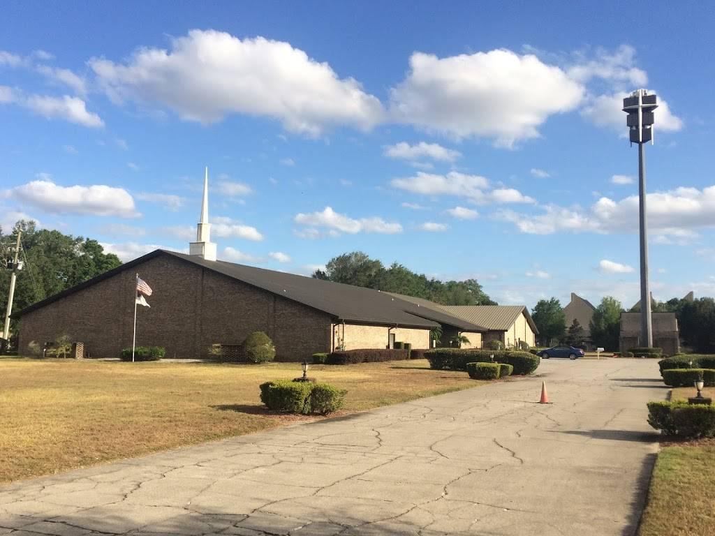 Calvary Baptist Church - church    Photo 1 of 4   Address: 4606 Lake Margaret Dr, Orlando, FL 32812, USA   Phone: (407) 380-3626