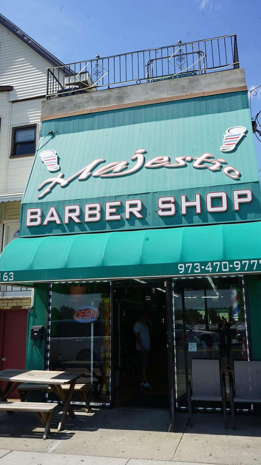 Majestic barbershop - hair care  | Photo 2 of 10 | Address: 163 Passaic St, Garfield, NJ 07026, USA | Phone: (973) 470-9777