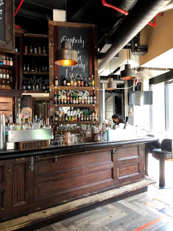 Sweetleaf Coffee & Cocktail Bar - night club    Photo 2 of 10   Address: 4615 Center Blvd, Long Island City, NY 11109, USA   Phone: (347) 527-1038