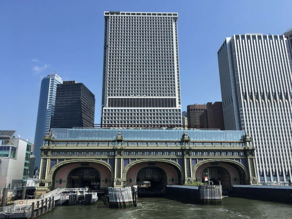 BMB - transit station  | Photo 9 of 10 | Address: 10 South St, New York, NY 10005, USA