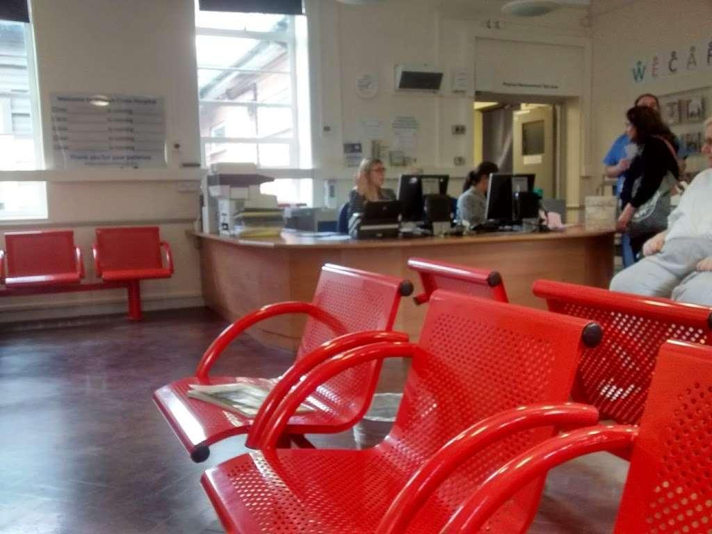 Whipps Cross University Hospital - hospital    Photo 4 of 10   Address: Whipps Cross Rd, Leytonstone, London E11 1NR, UK   Phone: 020 8539 5522